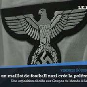 Brésil : un maillot de football nazi controversé