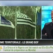 Le parti pris d'Hervé Gattegno : Mécontentement autour du projet de réforme territoriale de François Hollande –