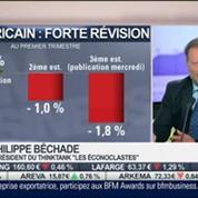 Philippe Béchade VS Bernard Aybran: Révision à la baisse du PIB américain: doit-on s'en inquiéter ?, dans Intégrale Placements – 2/2