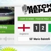Top 5 des plus beaux buts du 1er tour du Mondial avec le son RMC Sport !