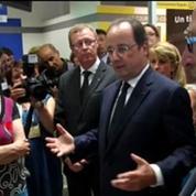 Hollande à Tulle :