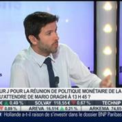 Guillaume Dard VS Eric Bertrand: BCE: taux de dépôt au négatif, est-ce une solution?, dans Intégrale Placements – 1/2