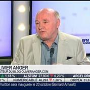 Olivier Delamarche VS Olivier Anger: Quelles méthodes entreprendre pour faire évoluer les marchés ?, dans Intégrale Placement – 2/2