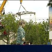 Showbiz: Les géants de la troupe Royal de Luxe sont de retour à Nantes