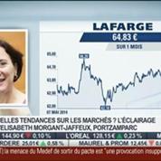 Tendances sur les marché: Marché très attentiste avant la réunion de la BCE: Elisabeth Morgant-Jaffeux, dans Intégrale Bourse –