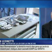 BFM Story: Loi Leonetti remise en cause