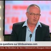 E. Lechypre: Décryptage de la privatisation des chemins de fer britanniques