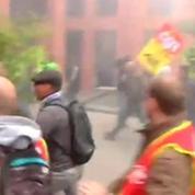 Grève à la SNCF: débordements à la mairie de Lille