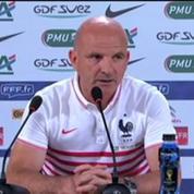 Mondial 2014 : L'entraîneur adjoint des Bleus encense la Suisse