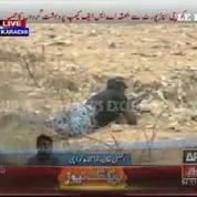 Pakistan : les images de l'attaque de l'école militaire