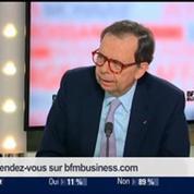 Louis Schweitzer, commissaire général à l'investissement, dans Le Grand Journal 4/4