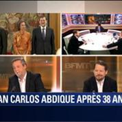 Le Soir BFM: Espagne: le roi Juan Carlos a abdiqué après 38 ans de règne 2/2
