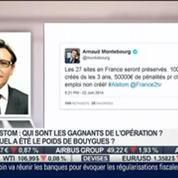 Affaire Alstom: l'Etat a choisit General Electric, Thibault François dans Intégrale Placements