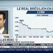 Brésil: Situation économique sous tensions: Gilles Moec, dans Intégrale Bourse –