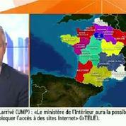 Laurent Wauquiez compare la réforme territoriale à «un Yalta des barons»