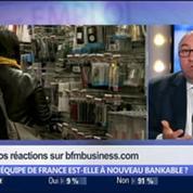 L'équipe de France est-elle à nouveau bankable ?, dans Les Décodeurs de l'éco 4/5