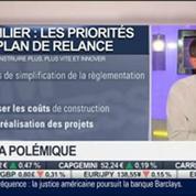 Nicolas Doze: Comment relancer la construction en France ? –