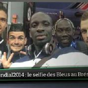 Top Média : le selfie des Bleus au Brésil fait le tour du web