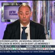 Olivier Delamarche VS Pierre Sabatier VS Olivier Berruyer: Les éconoclastes: un nouveau groupe de réflexion sur l'économie, dans Intégrale Placements – 1/2