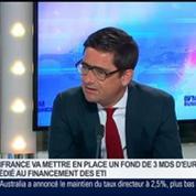 Les ETI: coeur de l'économie française, Nicolas Dufourcq dans GMB