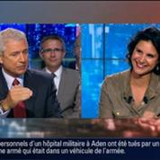 BFM Politique: L'interview de Claude Bartolone par Apolline de Malherbe 4/6