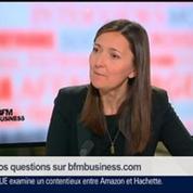 Karine Berger, députée PS des Hautes-Alpes, dans Le Grand Journal 4/4