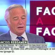 Chômage : Rebsamen reconnaît que les chiffres seront «vraisemblablement mauvais»