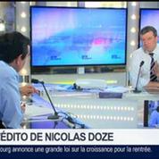 Nicolas Doze: Pacte de responsabilité: Les patrons lancent un appel au gouvernement
