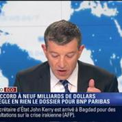 L'Édito éco de Nicolas Doze: Affaire BNP Paribas: La Banque française va devoir plaider coupable –