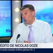Nicolas Doze: Réforme ferroviaire, c'est le lobbying de la CGT
