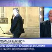Mario Draghi va-t-il vaincre la déflation ?, dans Les Décodeurs de l'éco 3/5