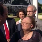 François Hollande s'adresse aux pupilles de la Nation