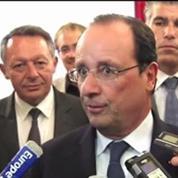 Hollande : «Benzema a été brillant»