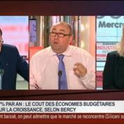 E. Lechypre: Le plan d'économies aura un impact négatif de 0,7 % par an sur la croissance