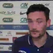 Football / Equipe de France / Entretien avec Hugo Lloris