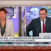 Olivier Delamarche VS Pascale Auclair: La résilience des marchés financiers européens, dans Intégrale Placement – 1/2