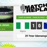 Nigeria Bosnie : Le Match Replay avec le son RMC Sport !