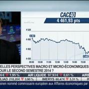 Recession du PIB américain: les marchés ont-ils raison de rester optimistes?: Sébastien Galy, dans Intégrale Bourse –