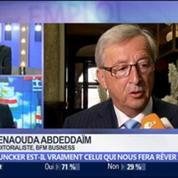 Jean-Claude Juncker est-il vraiment l'homme qui nous fera rêver sur l'Europe?, dans Les Décodeurs de l'éco 1/5