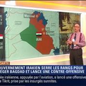 Harold à la carte: Irak: les jihadistes gagnent du terrain