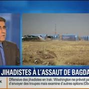 BFM Story: Irak: Les jihadistes à l'assaut de Bagdad