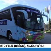 Football / Le Honduras s'envole pour Porto Alegre