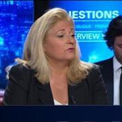 BFM Politique: L'interview BFM Business, Bruno Le Maire répond aux questions d'Hedwige Chevrillon 2/6