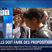 BFM Story: SNCF: vers la fin de la grève ?