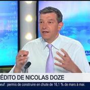 Nicolas Doze: Qu'est ce qu'on enlève en matière de dépenses dans le calcul des 3%?