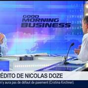 Nicolas Doze: Réforme ferroviaire: Un échec sur ce dossier, c'est la fin du quinquennat de François Hollande