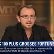 Le Soir BFM: Le classement des 100 plus grosses fortunes de France en 2014 4/4