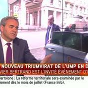 UMP : Pour Xavier Bertrand, les dirigeants « se regardent en chiens de faïence ou ils se détestent »