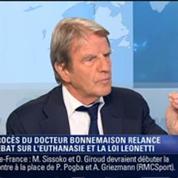 Bernard Kouchner: L'invité de Ruth Elkrief –
