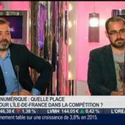 La tendance du moment: Quid du numérique dans l'économie Francilienne, dans Paris est à vous –